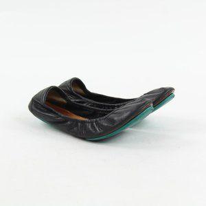 Tieks by Gavrieli Pink Leather Ballet Flats Sz 7